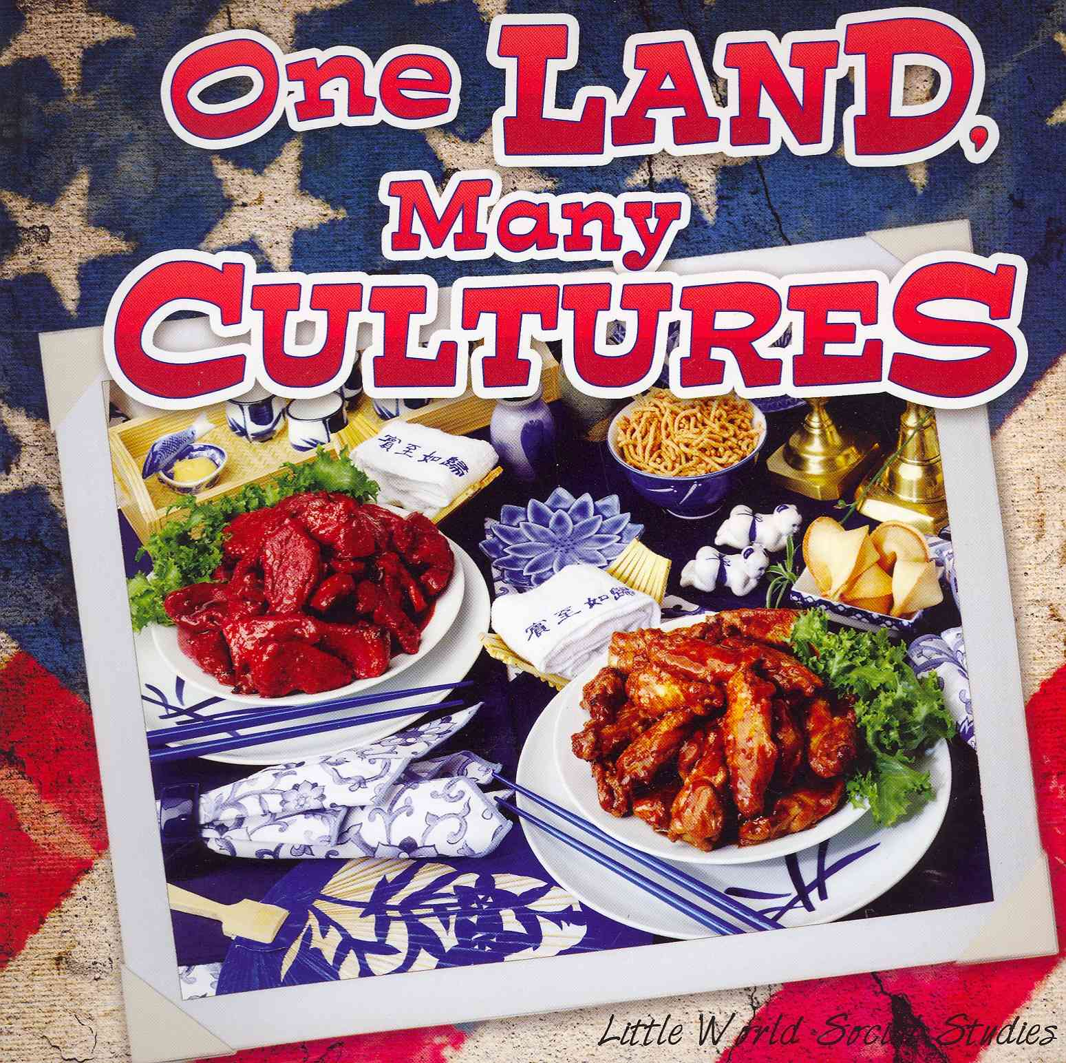 One Land, Many Cultures By Robins, Maureen Picard